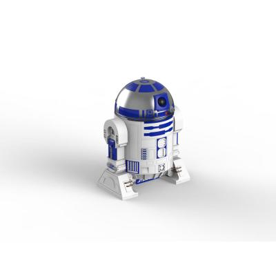 2 oz. Kernel Capacity in Blue/White with Fully Operational Droid Kitchen Appliance Star Wars R2D2 Popcorn Maker