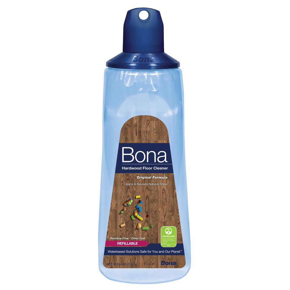 Bona 34 Oz Hardwood Floor Cleaner