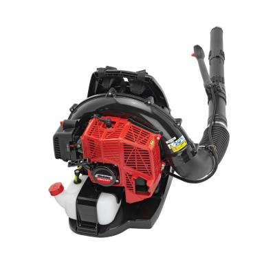 216 MPH 517 CFM 58.2 cc Gas 2-Stroke Cycle Backpack Leaf Blower with Tube Throttle