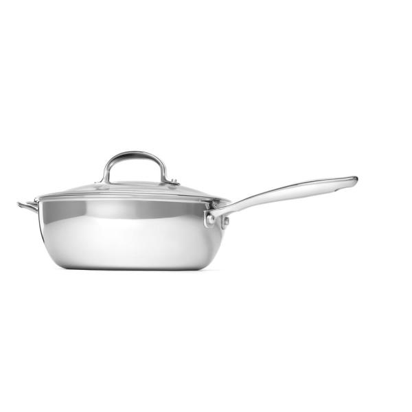 OXO Good Grips Stainless Steel Pro 3.5 Qt. Sauce Pan CW000975-003
