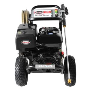 Simpson PowerShot Series 4400 PSI at 4 GPM Gas Pressure Washer by Simpson