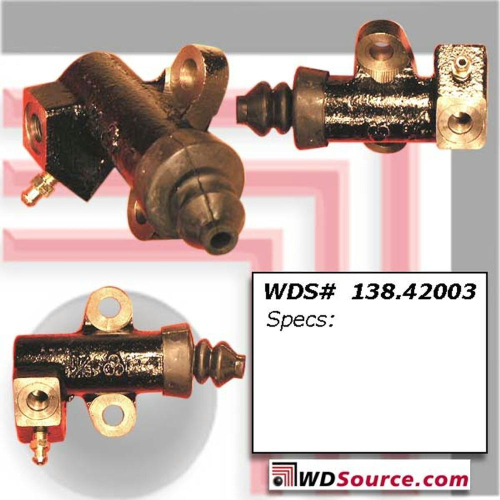 Centric Parts 138.42003 Clutch Master Cylinder