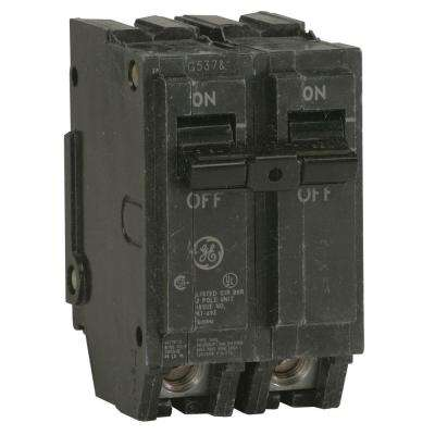 Q-Line 50 Amp 2 in. Double Pole Circuit Breaker