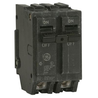Ge Q Line 30 Amp 2 In Double Pole Circuit Breaker Thql2130 The Home Depot