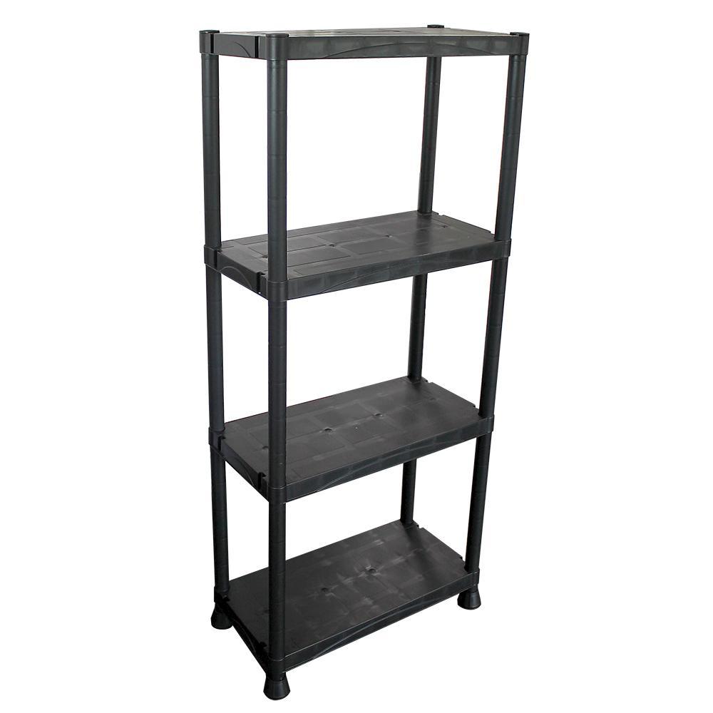 4-Shelf Storage Unit