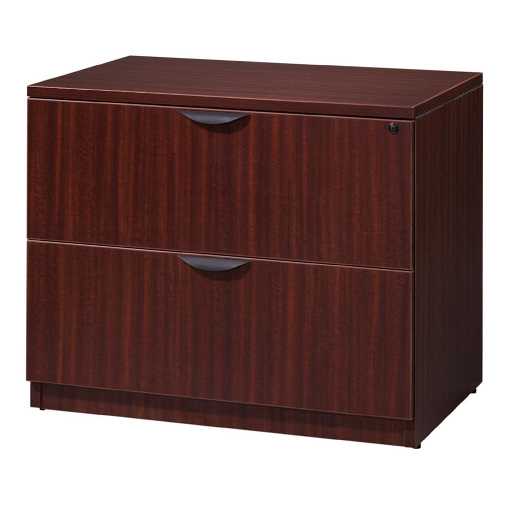 Regency Legacy Mahogany Lateral File