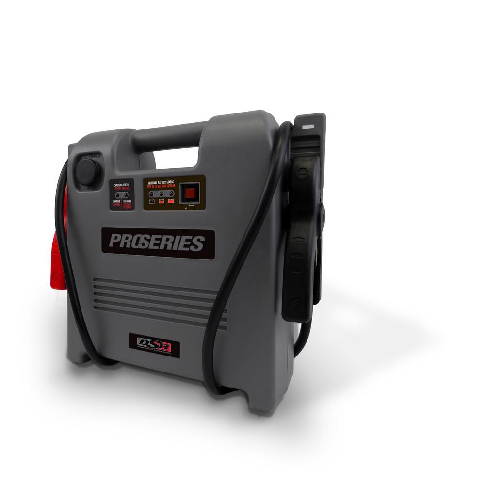 ProSeries 1800 Peak Amp 12-Volt Jump Starter