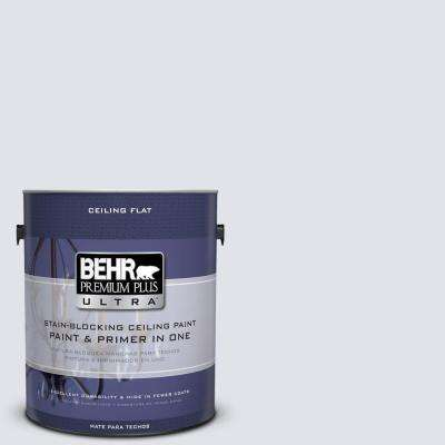 1-Gal. #UL240-12 Ceiling tinted to Lilac Mist Interior Paint