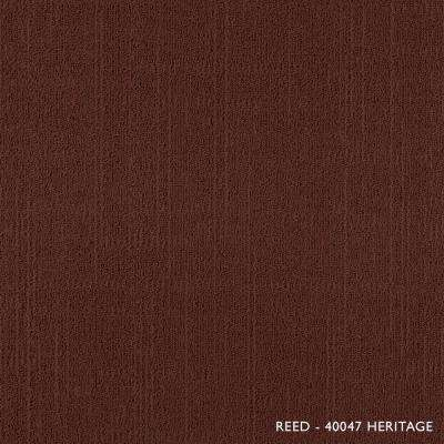 Reed Heritage Loop 19.68 in. x 19.68 in. Carpet Tiles (8 Tiles/Case)