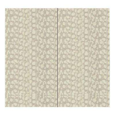 64 sq. ft. Pebble Fabric Covered Full Kit Wall Panel