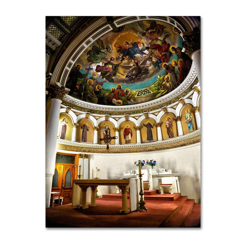 22 in. x 32 in. St. Leonards 2 Canvas Art