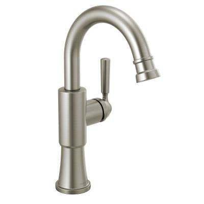 Westchester Single-Handle Bar Faucet in Stainless