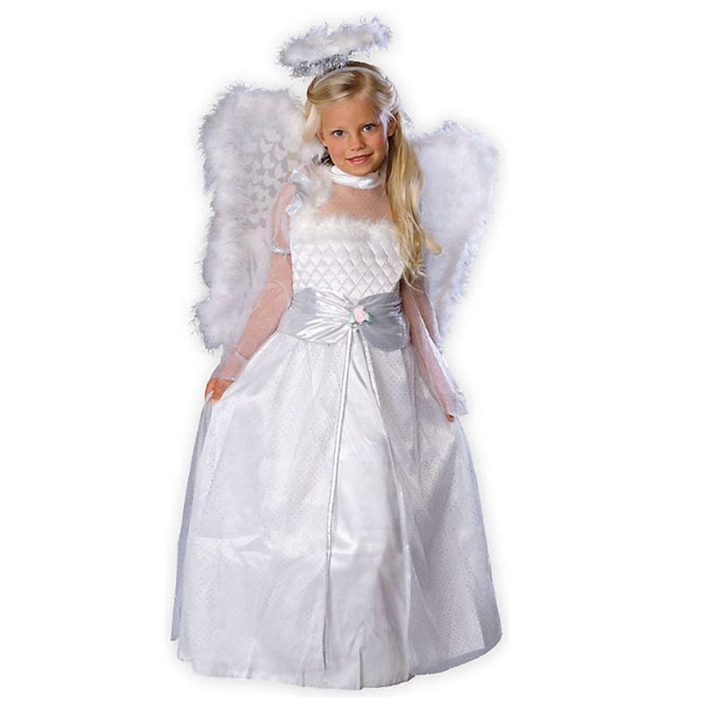 Small Girls Rosebud Angel Kids Costume