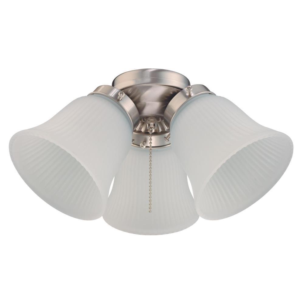 Westinghouse 3 Light Led Cer Ceiling Fan Kit