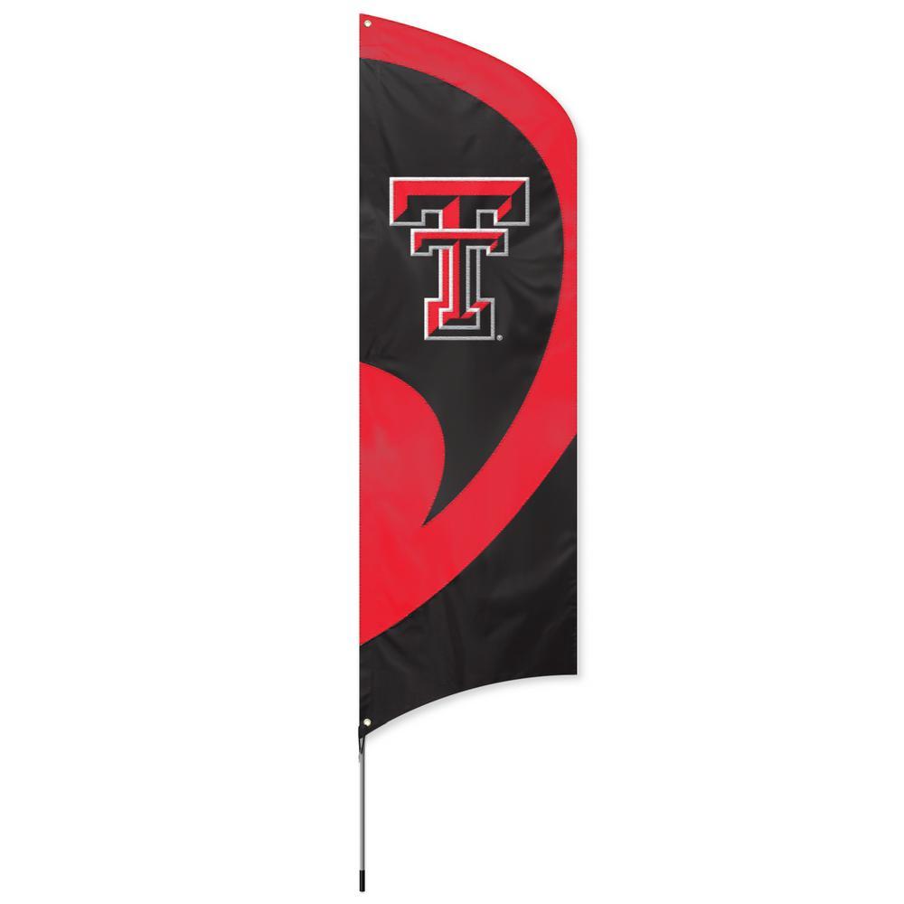 Texas Tech Red Raiders Tall Team Flag