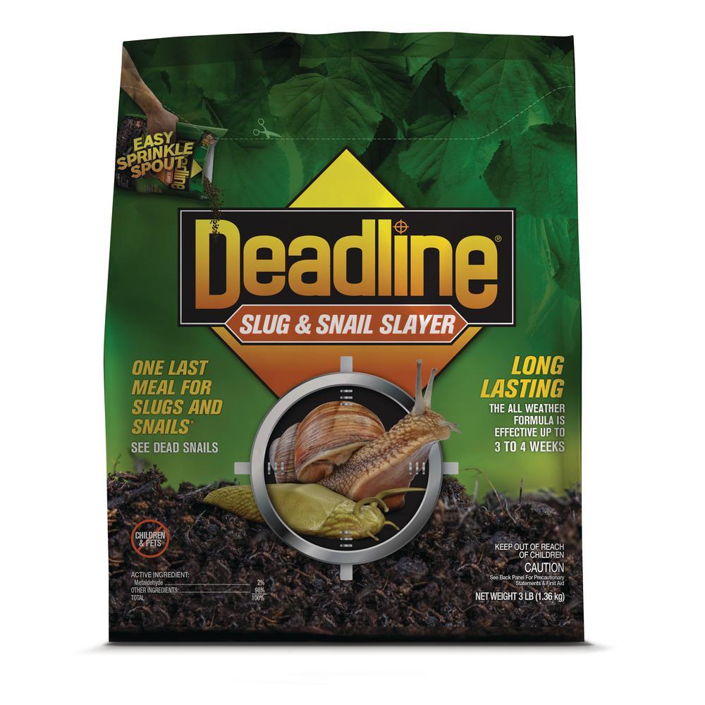 Deadline 3 Lb Slug Snail Slayer 2 Bait 100526592
