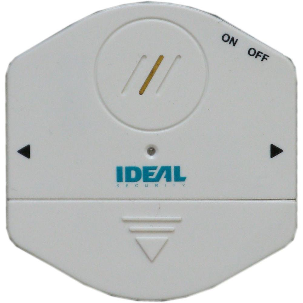 IDEAL Security Solor Powered Door and Window Alarm