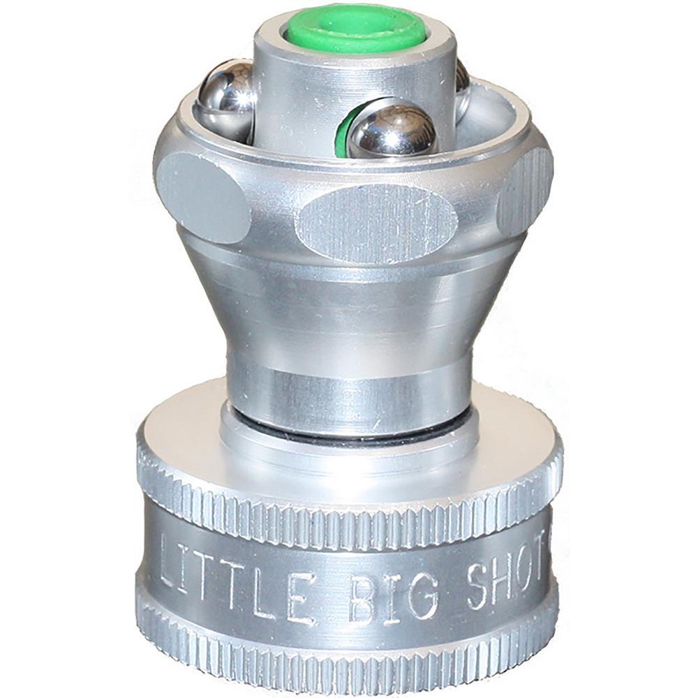 Little Big Shot Super Nozzle - Aluminum by Little Big Shot