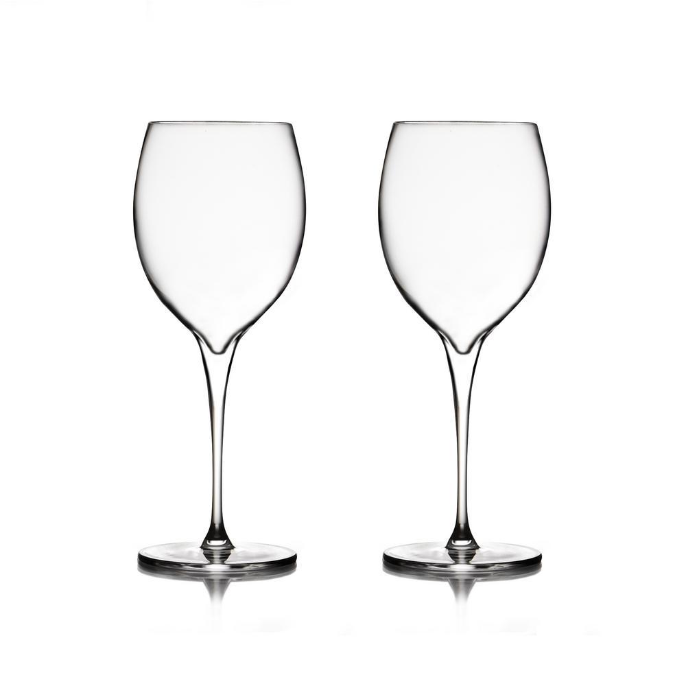 Nambe Vie 18 oz. Chardonnay Glass (2-Pack) MT0950