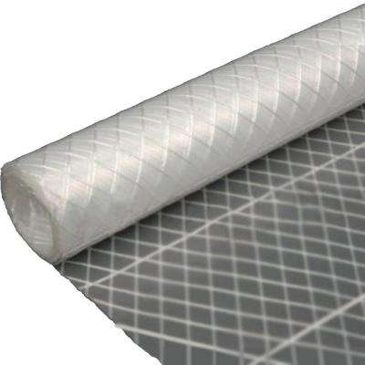 20 ft. x 100 ft. Clear Reinforced Poly Film