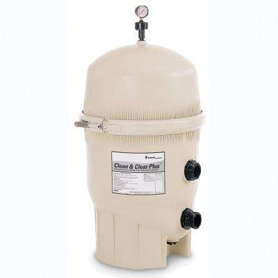 Clean and Clear Plus CCP240 240 sq. ft. Cartridge Pool Filter