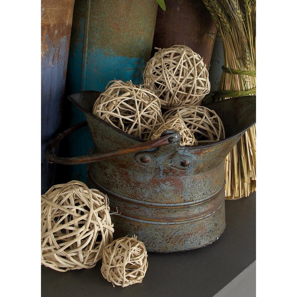 8 in. x 17 in. Coastal Living Decorative Dried Flower Bal...