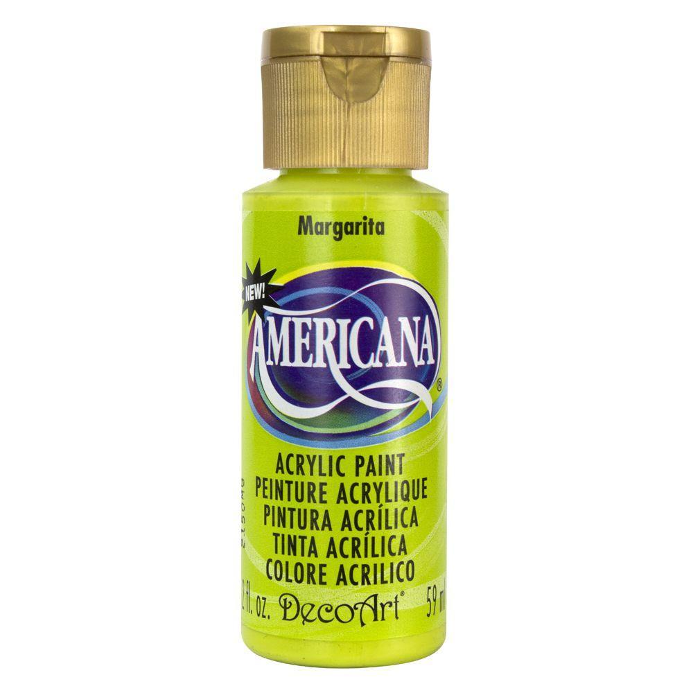 Americana 2 oz. Margarita Acrylic Paint