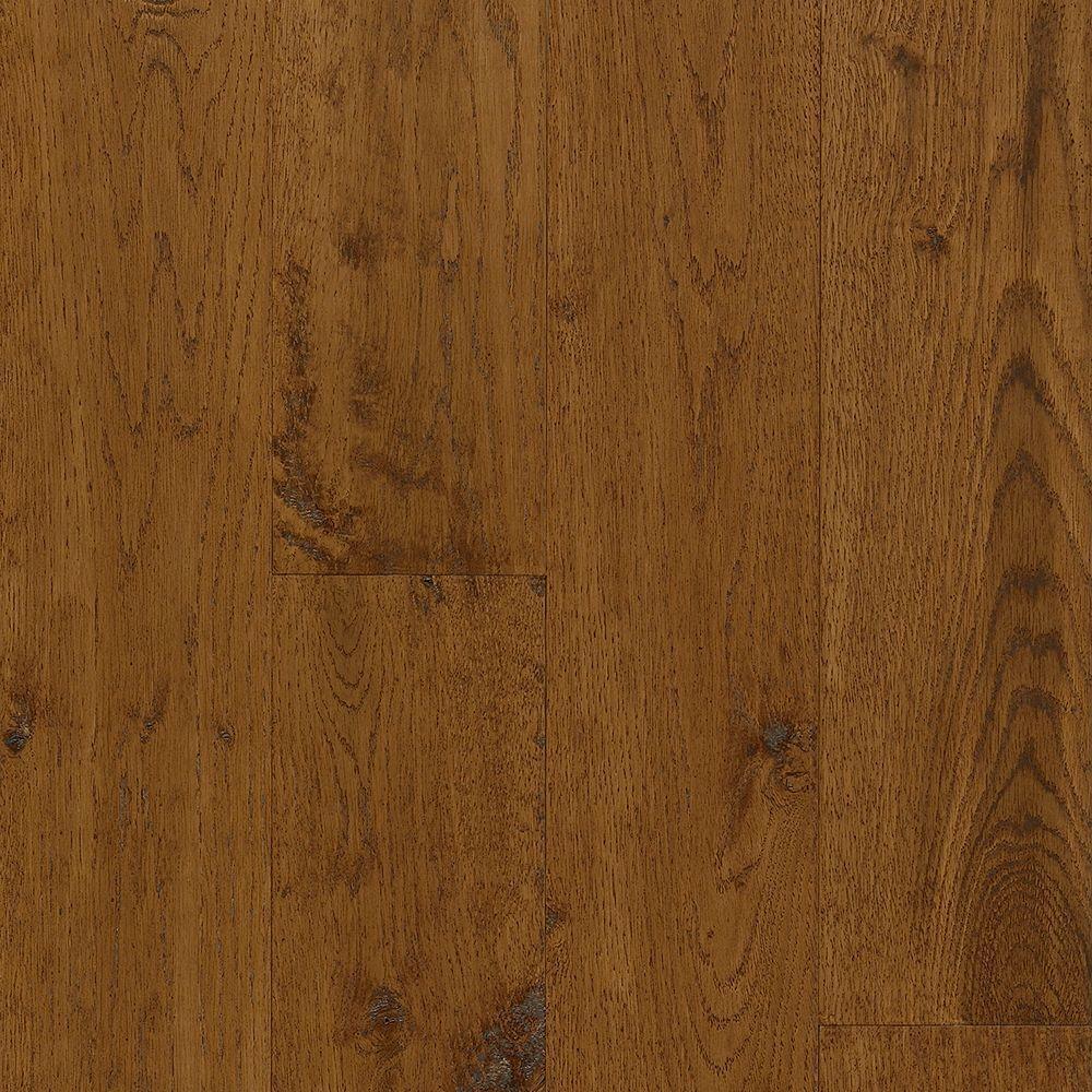 Take Home Sample - American Vintage Scraped Fall Classic Hardwood Flooring - 5 in. x 7 in.