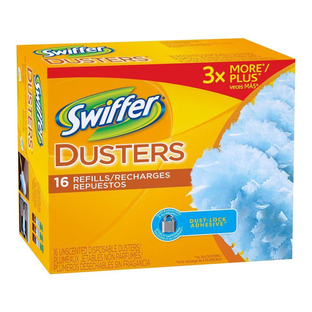 Swiffer Duster Refill 16 Count 003700013071 The Home Depot