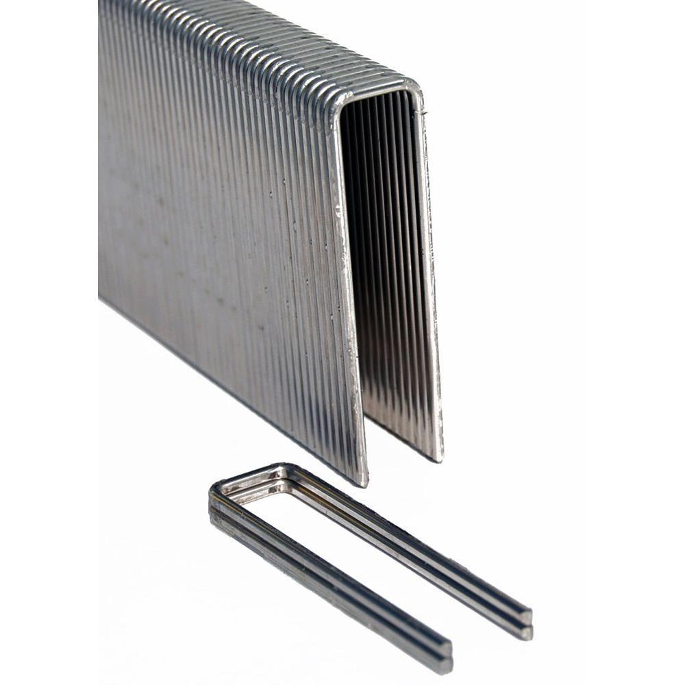 Porta-Nails 2 inch Leg x 1/2 inch Crown, 15.5-Gauge Hardwood Flooring Staples... by Porta-Nails