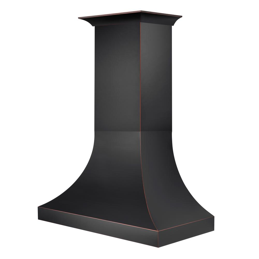 Zline Kitchen And Bath 48 In Designer Series Wall Mount Range Hood Oil Rubbed Bronze Write A Review