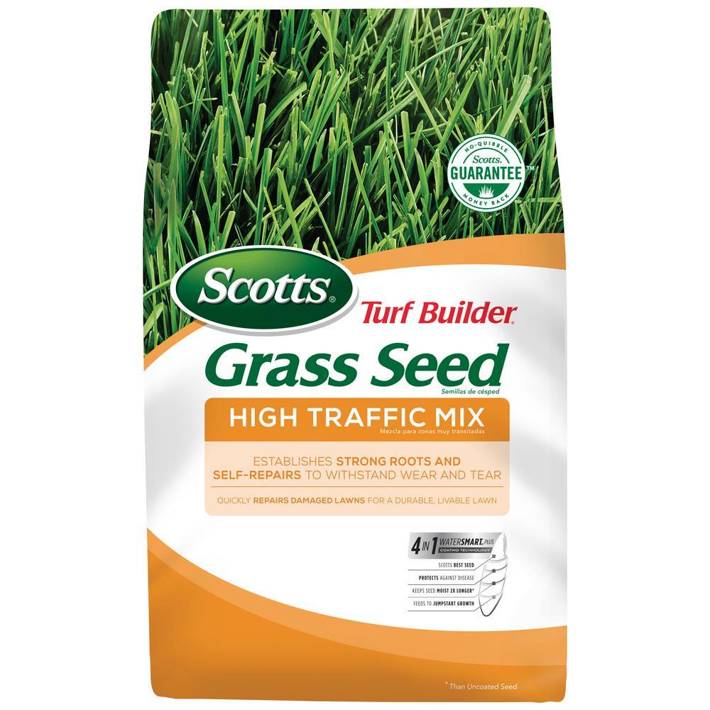 3 lbs. Turf Builder Grass Seed High Traffic Mix
