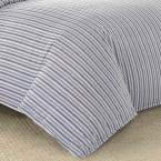 Nautica Coleridge Stripe 2-Piece Duvet Cover Set, Twin