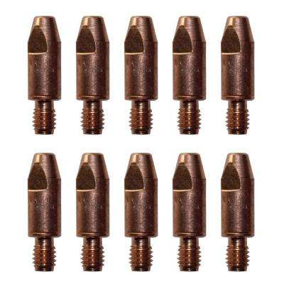 0.040 in. Contact Tips for Migweld 250 (10-Pack)