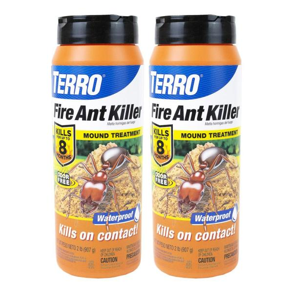 2 lbs. Fire Ant Granules (2-Pack)