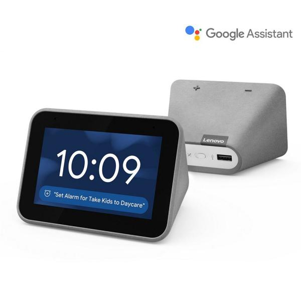 Lenovo Smart Clock with the Google Assistant