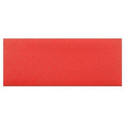 Kitchen Comfort Red 1 ft. 8 in. x 3 ft. Floor Mat