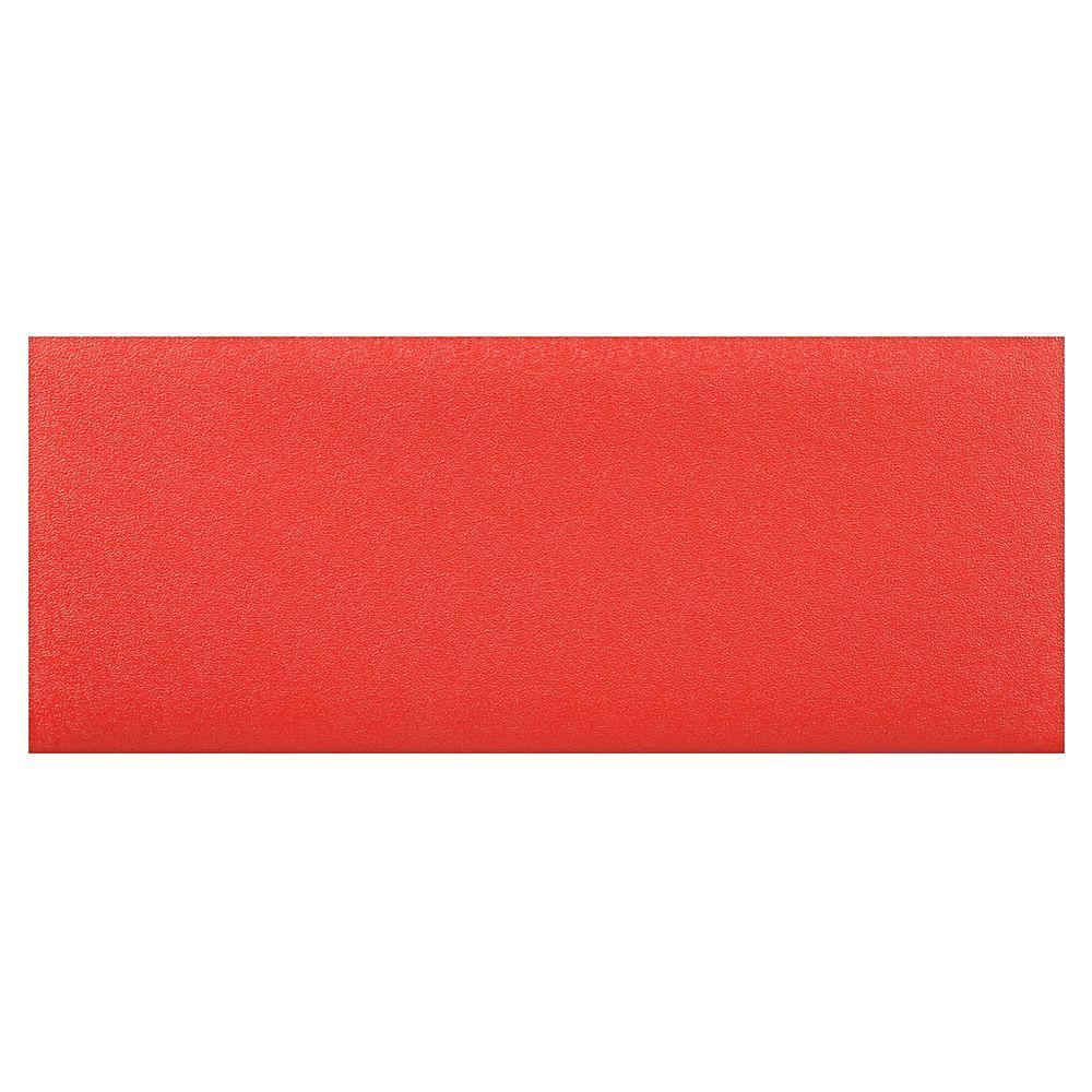 Kitchen Comfort Red 1 ft. 8 in. x 3 ft. Floor
