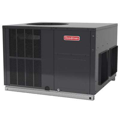 3 Ton 14 SEER R-410A Horizontal Package Air Conditioner Heat Pump