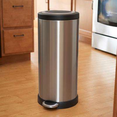 30 l Windsor Round Stainless Black Lid