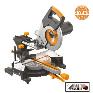 Evolution Power Tools 15 Amp 10 inch Multi-Purpose Compound Sliding Miter Saw by Evolution Power Tools