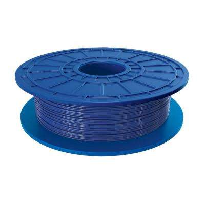 1.1 lbs. Blue PLA Filament for 3D Idea Builder Printer