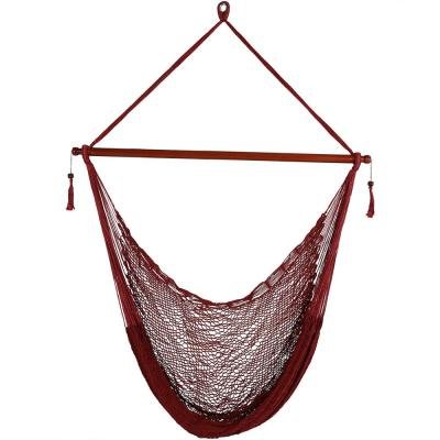 Cabo 6 ft. Portable Hammock Chair in Red