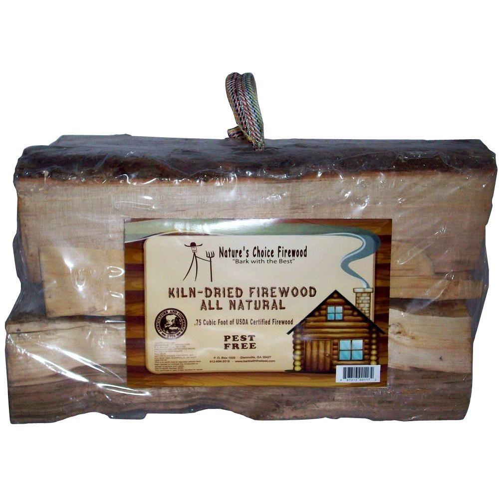 Kiln-Dried Firewood Bundle
