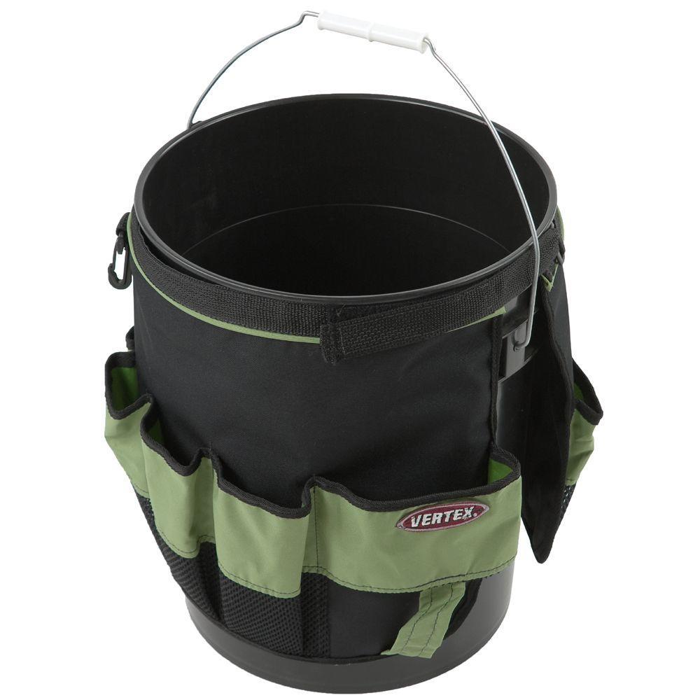 Vertex Garden Essentials Bucket Organizer