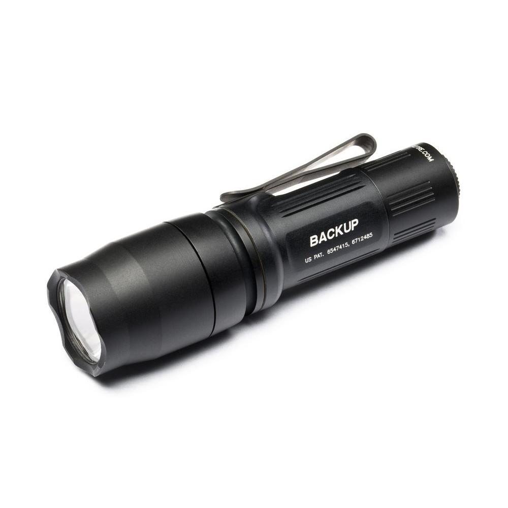 Surefire 3-Volt LED E1B BackUp Flashlight-DISCONTINUED