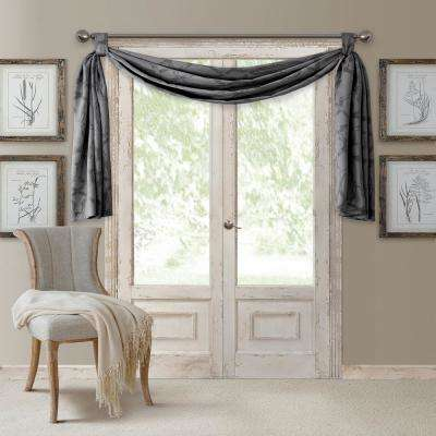 Darla Tonal Blackout Window Valance