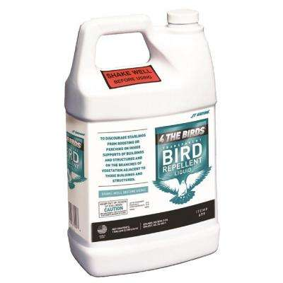 1 gal. 4 the Birds Repellent Liquid Container (4-Pack)