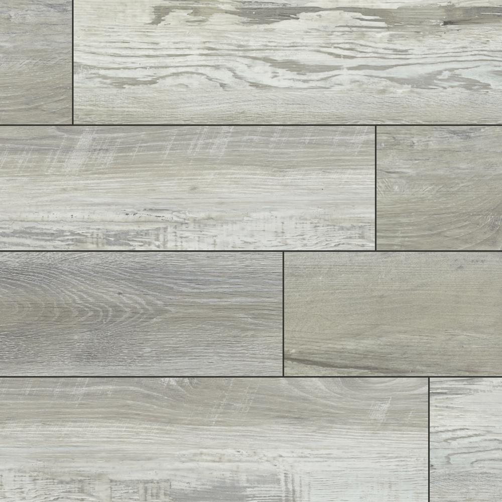 Winding Brook 5.98 in. x 36.02 in. Rigid Core Luxury Vinyl Plank Flooring (23.95 sq. ft. / case)