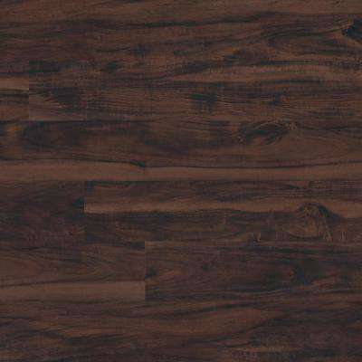 Woodlett Aged Walnut 6 in. x 48 in. Glue Down Luxury Vinyl Plank Flooring (36 sq. ft. / case)